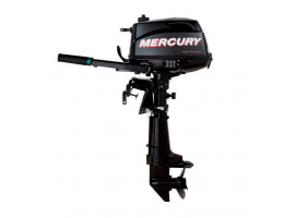 Mercury F 5 ML SailPower Outboard Manual Start Long Shaft