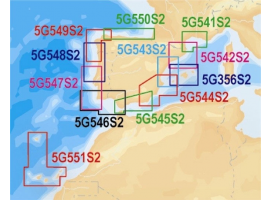Navionics+ Small Nautical Cartography SD