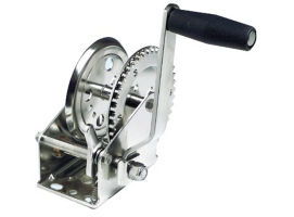 Manual Winch for trailer stainless steel
