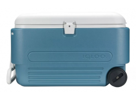 Portable Cooler Igloo Maxcold Roller 60