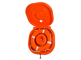 Nuova Rade Lifebouy Ring Container with Door