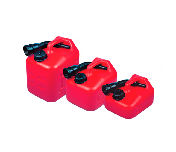 Nuova Rade portable jerrycan with spout 22L