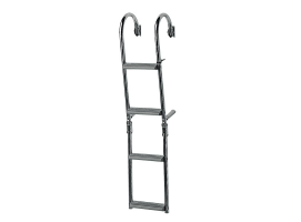 Nuova Rade Ladder narrow transom 180 degrees crook