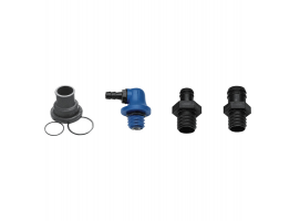 Nuova Rade Kit connectors straight for tanks