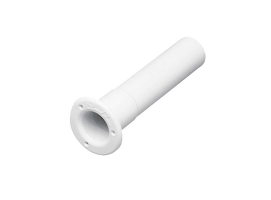 Nuova Rade White Vertical Plastic Rod holder