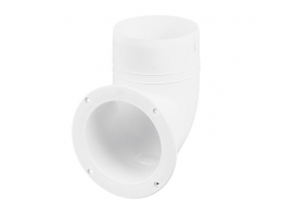 Nuova Rade Elbow support for ventilation and aeration tube