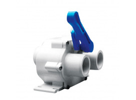 Nuova Rade 3 Way Diverter Valve