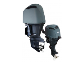 Ocean South Tailored Cover for Yamaha V6 4T 4.2L Engines