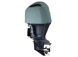 Ocean South Cover Gray Ventilated Yamaha Engines 2 Cylinders 4T 432cc