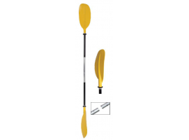Ocean South Asymmetric Kayak Paddles Split Shaft