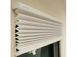 Oceanair Skysol Motion Pleated Blind