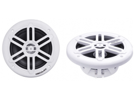 Osculati Dual Cone Speakers White