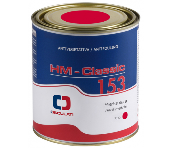 Osculati Antifouling Matrix Dura Classic 153 750ml