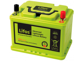 LIFO Lithium Battery For Services