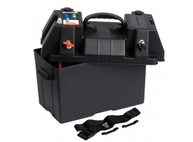 Osculati Power Center Deluxe Battery Box