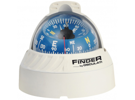 "Osculati Finder Compass 2""  Flat Mounting"