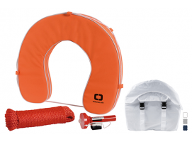Osculati Horseshoe Lifeguard Kit with Cover