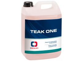 Osculati Teak One Cleaner and Stain Remover 5L