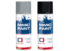 Osculati Paint Spray for PVC
