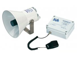 Osculati Electronic Horn with Amplifier for Boats from 12 to 20m