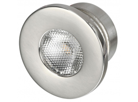 Osculati Recessed LED Front Light Courtesy Round