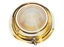 Osculati Japanese Ceiling Light Mirror-polished Lacquered Brass