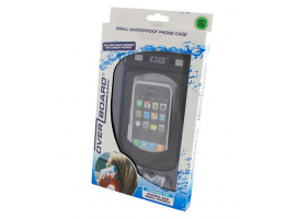 Over Board Waterproof Small Phone Case Black