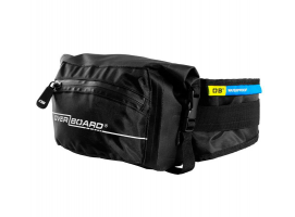 Over Board Waist Pack Black