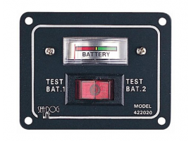 Control Panel Battery