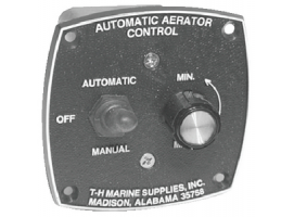Control Panel for Automatic Recirculation Pumps