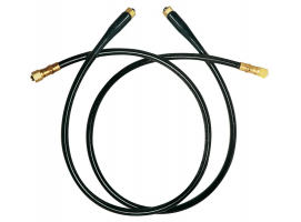 Couple High Resistance Hoses Reinforced