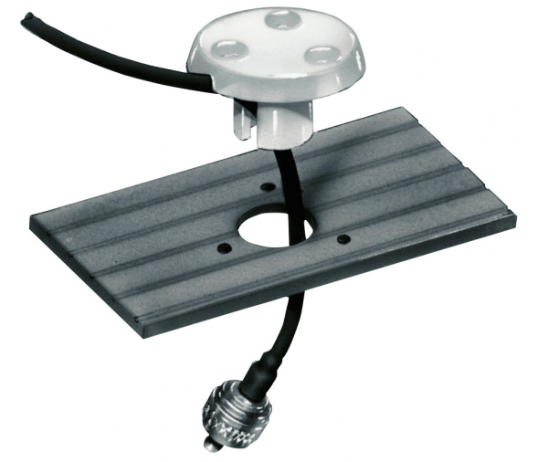 Plug Deck Feed Nylon for Coaxial Cables
