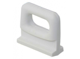 Seasure Nylon White Mast Slider