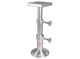 Tri-telescopic Aluminium Table Leg Pedestal