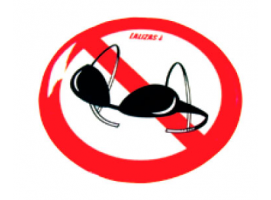 Silicone Sticker No Bras