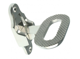 316 STAINLESS FOLDING STEP