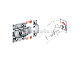 Latch Lock 35x45 mm