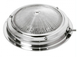 Ceiling Lamp Stainless Steel 140mm LED