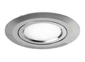 Recess Swivelling LED Warm Light  2 W