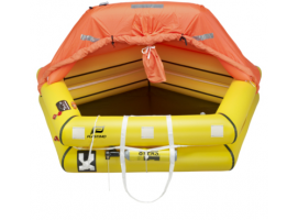 Plastimo Transocean Liferaft Plus Iso 9650-1 8 Persons