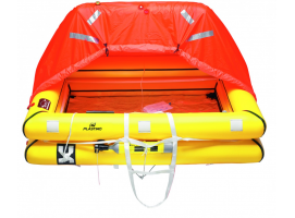 Plastimo Transocean Liferaft Plus Iso 9650-1 6 Persons