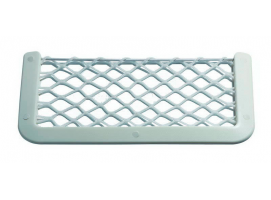 Rectangular Elastic Net for Access Hatch