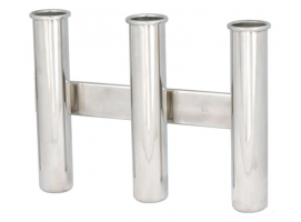 Stainless Steel Rod Holder for 3 Rods