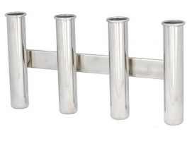 Stainless Steel Rod Holder for 4 Rods