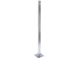 High galvanized steel pole