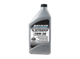 Quicksilver 4 Stroke Oil 10W30 Synthetic FB 1L