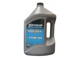 Quicksilver DIESEL Oil 4 Liters 15W40