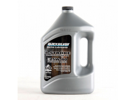 Quicksilver 4 L 25W-40 4 Stroke Outboard Oil