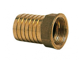 Melt Brass Female Connector