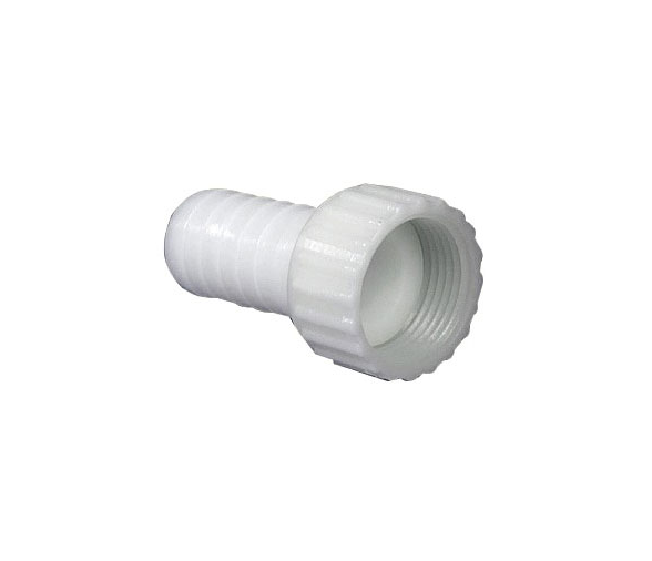 Plastic Straight Hose Connector